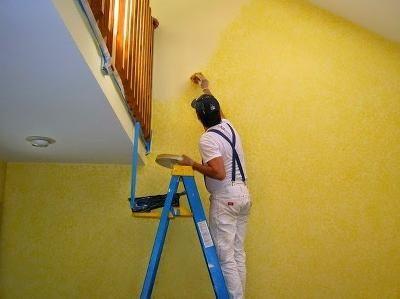 Dặm vá sơn tường cần lưu ý những gì?