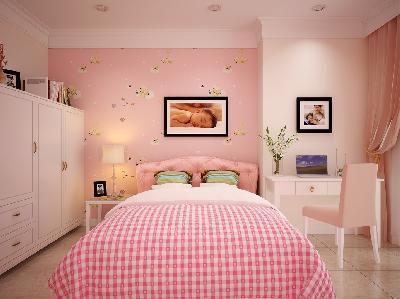 Xu hướng trang trí màu sắc cho phòng của bé