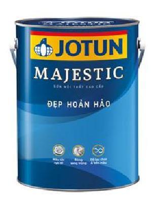 Sơn nội thất JOTUN MAJESTIC đẹp hoàn hảo (bóng) – 15 lít