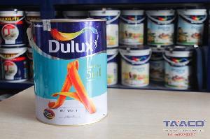 Sơn Dulux 5 In 1 Nội Thất 5L Siêu Cao Cấp