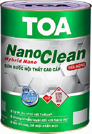 SƠN LÓT KHÁNG KIỀM TOA NanoClean SB - 5L