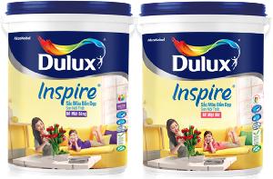 SƠN NỘI THẤT DULUX INSPIRE - 5L