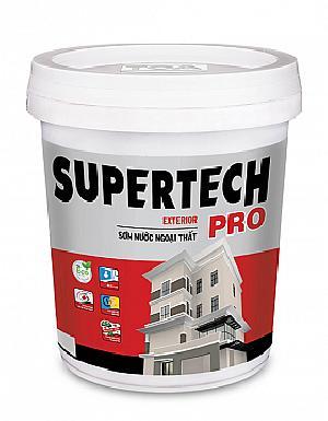 Sơn nước ngoại thất TOA Supertech Pro Ext 18L