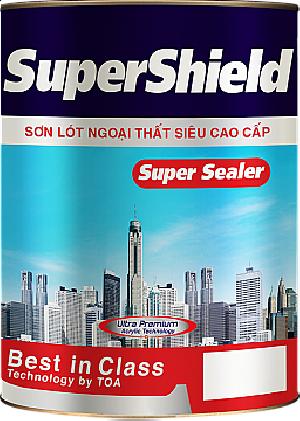SƠN LÓT NGOẠI THẤT SIÊU CAO CẤP SUPERSHIELD SUPER SEALER