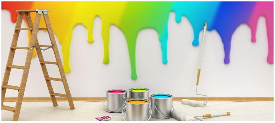 Chuyên phân phối các sản phẩm sơn
